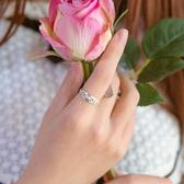 順欽銀樓S999 滿天星足銀戒指情侶款對戒銀飾品情人節送女友 晴天時尚