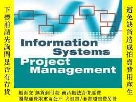 二手書博民逛書店Information罕見Systems Project ManagementY255562 Jolyon H