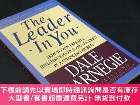 二手書博民逛書店The罕見Leader In You 你是領導者Y12947 DALE CARNEGIE POCKET BOO