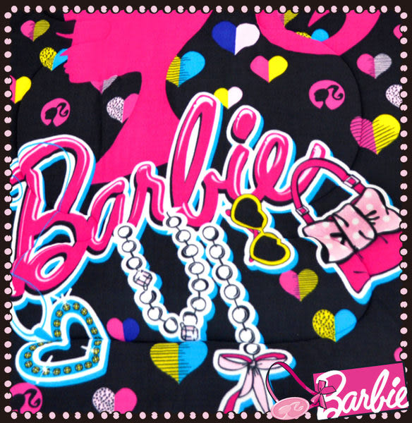 【Barbie】涉谷甜心-波拉絲時尚冬被《Born to be a Star》