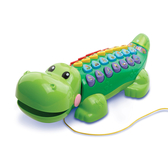 VTECH 字母學習小鱷魚