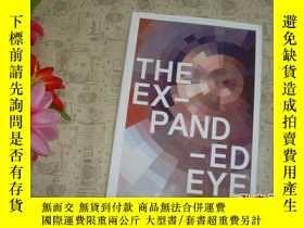 二手書博民逛書店英文原版《THE罕見EX-PAND-ED EYE STALKIN