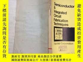 二手書博民逛書店Semiconductor&Integrated罕見Circui