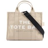 【MARC JACOBS】THE TRAVELER TOTE 二用小款托特包(米色) M0016161 260