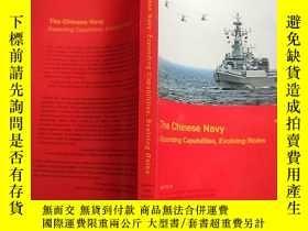 二手書博民逛書店The罕見Chinese Navy Expanding Capa