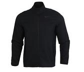 NIKE服飾系列-DRY JKT TEAM WOVEN 男款全黑運動立領外套-NO.CU4954010