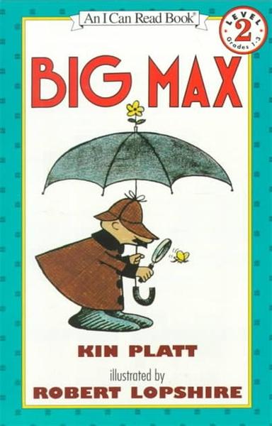 (二手書)An I Can Read Book Level 2: Big Max