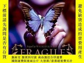 二手書博民逛書店Fragile罕見EternityY256260 Melissa Marr Harpercollins 出版