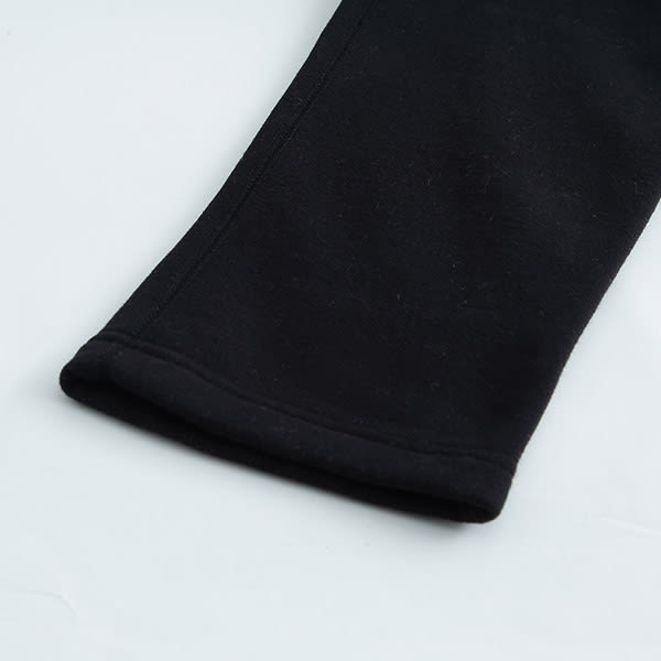 Roots - 男裝 - ROOTS 休閒棉質長褲 - 黑色