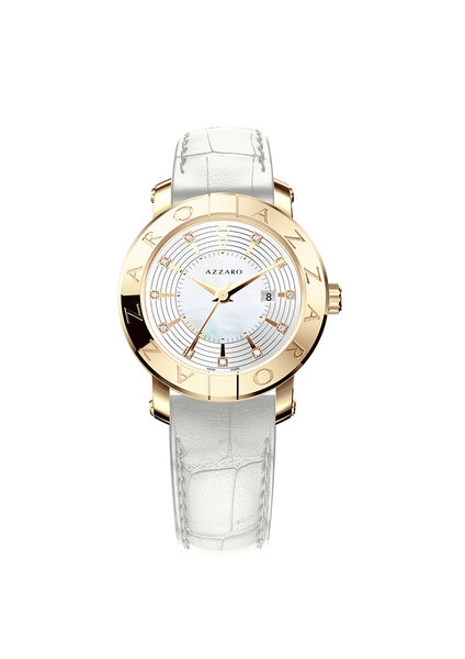 Azzaro法國時尚品牌腕錶-Heritage Gent/Lady系列-機械錶(手錶 男錶 女錶 對錶)-台灣總代理原廠公司貨