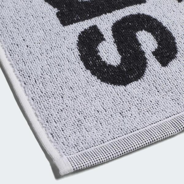 Adidas Towel S [DH2862] 毛巾 耐磨 輕量 快乾 海邊 游泳 運動 訓練 50x100 白黑