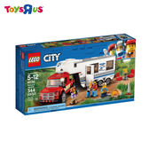 玩具反斗城  樂高 LEGO 60182 CITY PICKUP & CARAVAN  2018 JANUARY