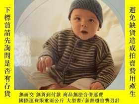 二手書博民逛書店KNITTING罕見FOR BABY 英文版Y275310 見圖