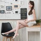 透膚粉彩T襠美腿褲襪 (淺粉)
