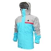 BILLABONG LIGHT SHELL 日本限定專業滑雪外套 藍灰 AI01M-759BCU【GO WILD】