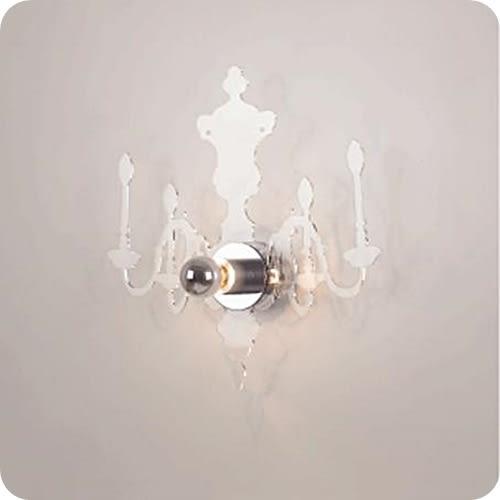 影子壁燈─寬33高30cm─E14X 1【雅典娜家飾】AGK236水晶燈造型,四色可選,小尺寸