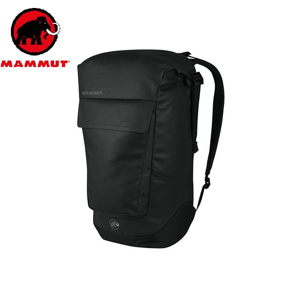 [Mammut] Seon Courier 背包 30L - 黑 (03900-0001E)