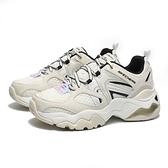 SKECHERS 慢跑鞋 DLITES 3.0 AIR SHES VIVID 米白 黑 休閒 女(布魯克林) 149261OFWT