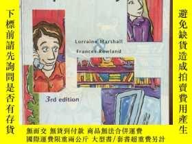 二手書博民逛書店A罕見GUIDE TO learning independently 3rd edition Y4615 Lo