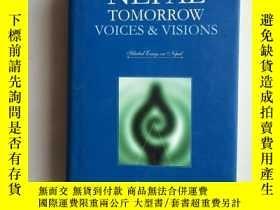 二手書博民逛書店NEPAL罕見TOMORROW: Voices & Vision