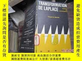 二手書博民逛書店transformation罕見de laplace 22121