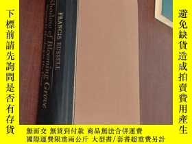二手書博民逛書店the罕見shadow of blooming grove warren G.harding in his tim