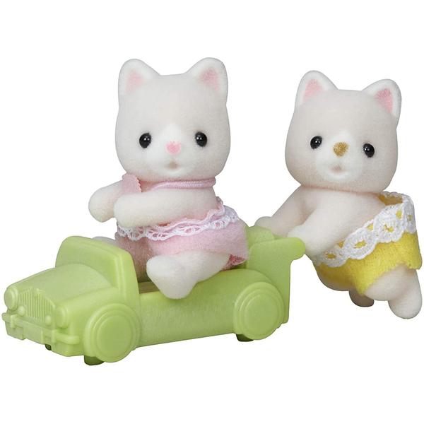 森林家族 牛奶貓雙胞胎_EP14207