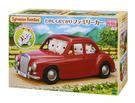 日本森林家族 紅色家庭車EP14047EPOCH原廠公司貨