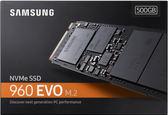 三星 Samsung 960 EVO 500GB/M.2 PCle NVMe(讀:3200M/寫:1800M)MLC顆粒 三年保固