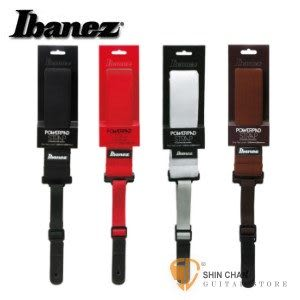 【背帶】【電吉他/木吉他/民謠吉他皆適用】Ibanez POWERPAD Strap 原廠背帶