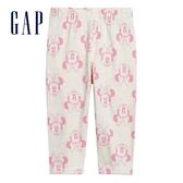Gap女幼童 Gap x Disney 迪士尼系列印花緊身褲 584205-米妮老鼠圖案