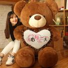 超大型可愛泰迪熊熊貓毛絨玩具布偶娃娃公仔...