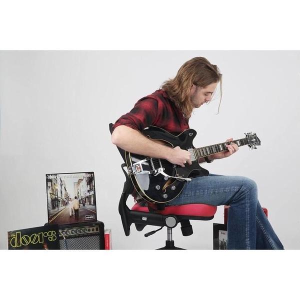 ☆唐尼樂器︵☆分期免運 BACKBONE Rock Hero 人體工學椅 樂手椅 錄音椅 電腦椅 台灣製