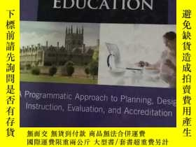 二手書博民逛書店distance罕見learning in highher ed