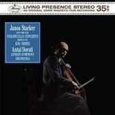 【停看聽音響唱片】【黑膠LP】德弗札克:大提琴協奏曲、布魯赫:晚禱 (200g 45轉 2LP)