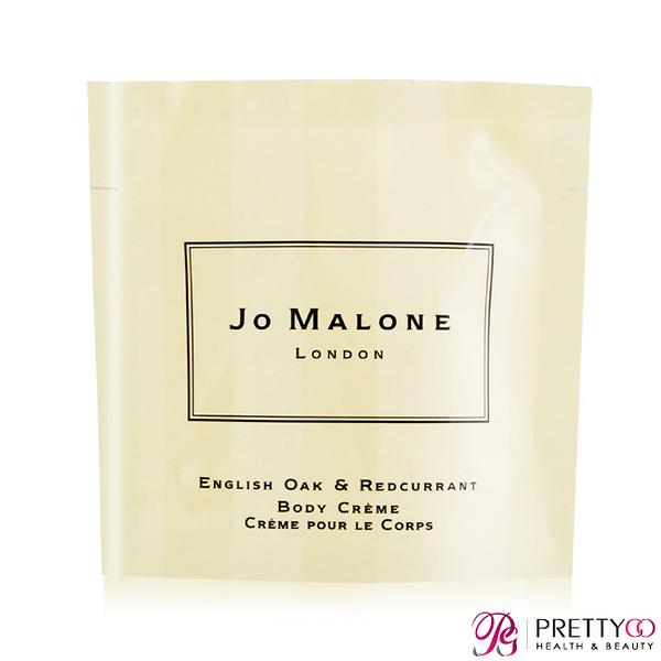 [即期良品]Jo Malone 英國橡樹與紅醋栗潤膚霜(7ml)-期效202101【美麗購】