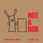 【麥克書店】NOT A BOX  / 平裝+CD《幽默/想像》