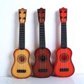 樂器兒童音樂吉他仿真中號烏克麗麗樂器琴寶寶塑料玩具消費滿一千現折一百igo