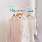 居家家 可伸縮曬被單衣架加長晾衣架 兒童嬰兒浴巾衣服被子掛衣架  米娜小鋪YTL