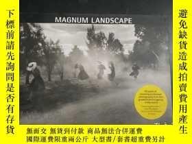 二手書博民逛書店Magnum罕見Landscape 馬格南風景Y27327 Ia