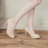 現貨 MIT小中大尺碼新娘婚鞋推薦 玫瑰女神 花朵蕾絲真皮腳墊高跟鞋21-26EPRIS艾佩絲-高貴金