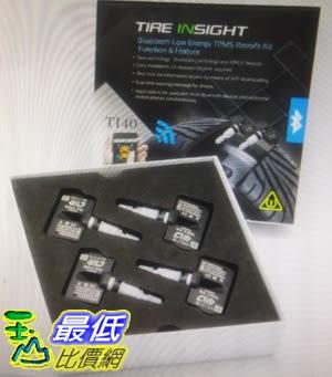 [COSCO代購] W118500 Cub 汽車藍芽式胎壓偵測系統 TI40