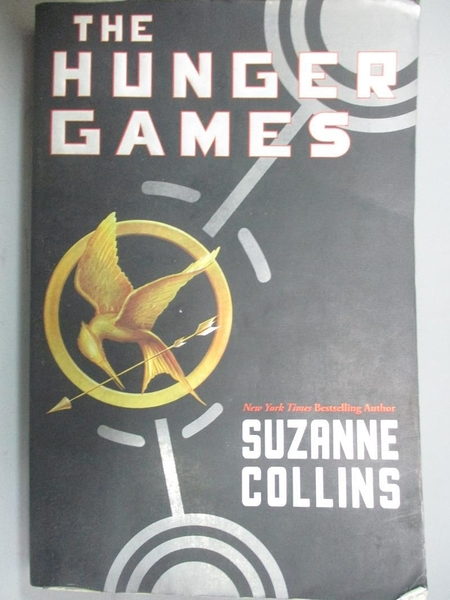 【書寶二手書T3/原文小說_LJA】The Hunger Games_Suzanne Collins