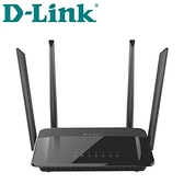 D-LINK 友訊 DIR-1210 AC1200 MU-MIMO 雙頻無線路由器【原價999▼現省$270】
