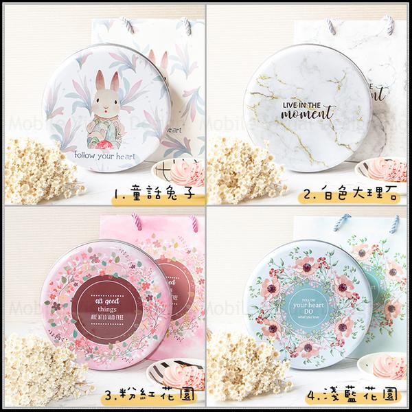 心型馬林糖(10入)圓鐵盒-附提袋 遊戲抽獎禮 生日禮物 創意糖果 法式小點心 工商禮 拜訪客戶