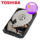 【TOSHIBA】8TB 3.5吋 SA...