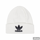 Adidas 男女 TREFOIL BEANIE 愛迪達 毛帽- DH4295