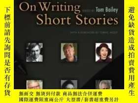 二手書博民逛書店On罕見Writing Short StoriesY255174