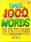 二手書博民逛書店《Times 1000 Words in Pictures (T