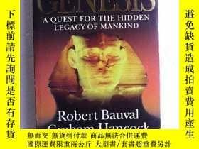 二手書博民逛書店Keeper罕見of Genesis:A Quest for the Hidden Legacy of Manki